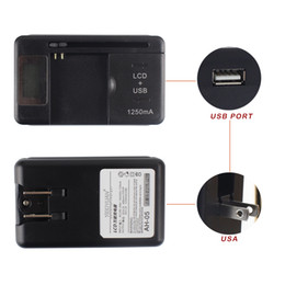 $enCountryForm.capitalKeyWord Australia - Travel charger For PDA mobile phone Li-ion camera Battery with USB port