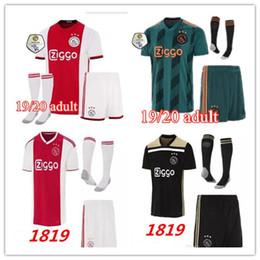 3b971f2ec4e ajax shirts 2019 - Top quality 2019 2020 Ajax soccer Jersey VAN DE BEEK DE  JONG