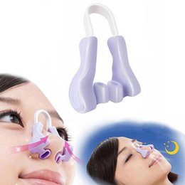 Nose liftiNg shapiNg online shopping - Beauty nose clip sleep beauty lift noses bridge pad prosthesis orthodontic breath shaping Firming Lightening Get in shape and sta