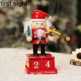 $enCountryForm.capitalKeyWord Australia - Home Christmas Decoration Wooden Christmas Advent Calendar Family Night Decoration Office Advent Calendar