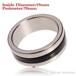 $enCountryForm.capitalKeyWord Australia - Wholesale- Magical Magic Tricks Pro Ring PK Strong Magnetic Size 19MM