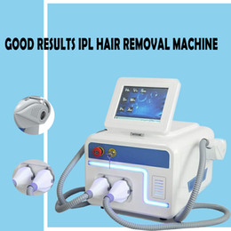 $enCountryForm.capitalKeyWord Canada - 2019 Home use IPL hair removal machine with 2 treatment permanently RF skin lifting tighten Elight system with free shipping