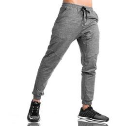 $enCountryForm.capitalKeyWord Australia - Running Pants Mens Boys Gym Workout Fitness Training Pants Sport Men's Sweatpants Body Building Joggers Boxing Skinny Trousers SH190805