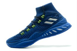 crazy shoes for sale NZ - top Sale Crazy Explosive 2017 Andrew Wigginsd Basketball Shoes for High quality Mens Sports Training Sneakers Free Shipping