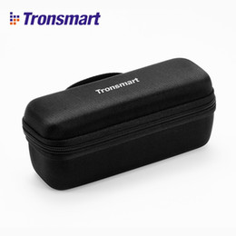 Black Plastic Carrying Case NZ - Tronsmart Element Mega Bluetooth Speaker Carrying Case Speakers Accessories Speaker Cover Black for Tronsmart Element Mega