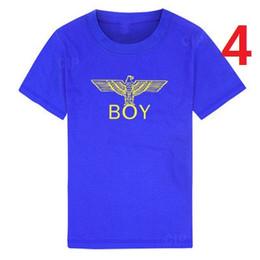 Summer Football Camps Australia - Children's Children's Wear Boys Girls T-Shirt Short Sleeve Letter Cotton T-Shirt High-end Summer 0888