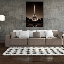 Wholesale W131 Tower Unframed Wall Art Canvas Prints for Home Decoration