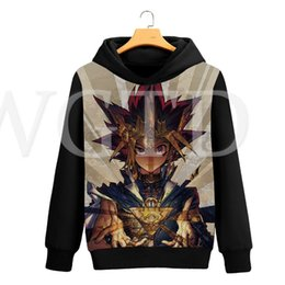 Buy Cheap Yu-gi-oh Hoodie Sweatshirts Yugi Muto Aibo Atem 3d Hoodies Coat Pullovers Men Women Outerwear Jacket Hoodie Men's Clothing