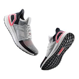 26fac6a13 High Quality Ultra Boost 2019 Multicolor Laser Red Oreo Refract Dark Pixel Shoes  Men Women UltraBoost 19 UB 5.0 Black White Multi Sneakers