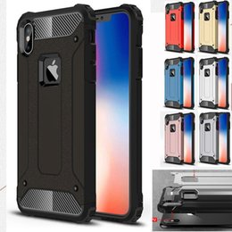 Motorola X Cases Australia - For iPhone X Xs Max Xr 6s 7 8 Plus Shockproof Armor Silicon Case For samsung J7 A6 J4 J6 J3 J8 NOTE 9 8 S10 s8 s9 huawei xiaomi motorola