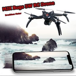 $enCountryForm.capitalKeyWord Australia - Mjx Bugs 5w 1080p Hd Camera Gps Rc Drone Brushless Motor With Wifi 5g Fpv Adjustment Camera Auto Return Rc Quadcopter T190621