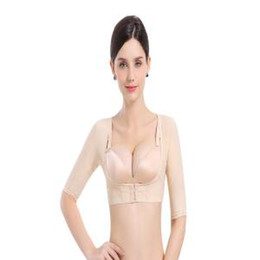 15b79ccc9 Women Shapers Ladies body Shaper Push Up Short Sleeve Crop Tops Fashion  Slimming Control Arm Shapewear underwears GGA1539
