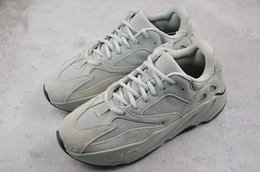 6c0d7d6fd 2019 Release 700 Salt Kanye West New casual Sneakers shoes EG7487 Man Women  Running Shoes Come With Original Box US 5-13