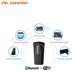 $enCountryForm.capitalKeyWord Australia - dongle Bluetooth 4.0 usb wifi receiver transmitter COMFAST wi-fi network card 150mbps adapter wireless dongle 2.4G lan adapter