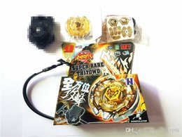 $enCountryForm.capitalKeyWord Australia - Fusion 4D Beyblade Metal with Launcher Beyblades Spinning top Set Kids Game Toys Christmas Gift For Children 8 styles original box