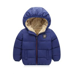 $enCountryForm.capitalKeyWord UK - New winter children's down cotton clothes boys children's thick hooded coat warm jacket boy casual sports down cotton coat