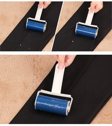 $enCountryForm.capitalKeyWord Australia - Dust Wiper Reusable Washable Roller Sticking Lint Roller for hair remover Pet Cat dog hair removal Cleaning Pet Hair Cleaner