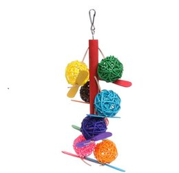 Cockatiels New-6 Pack Bird Swing Toys-parrot Hammock Bell Toys For Budgie,parakeets Conures And Love Birds Less Expensive
