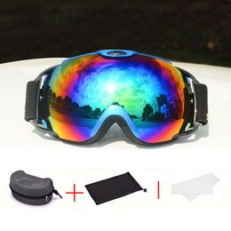 $enCountryForm.capitalKeyWord Australia - 2019 Adult Mountain Ski Goggles Women Mask Snowmobile Sport Snow Glasses Female Snowboarding Eyewear Windproof Ski Gogles