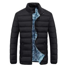 Cool Windbreaker Jackets Australia - New Jacket Men 2018 Autumn Winter Cool Design Hip Hop Outwear Brand Clothing Fashion Solid Male Windbreaker Mens Jackets M-4XL