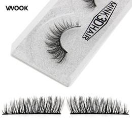$enCountryForm.capitalKeyWord NZ - Vnook Brand Makeup 3d Mink False Eyelashes Natural Fake Eye Lashes Full Strip Eyelash Extension 10 Styles Fashion Korean Make up