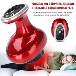 $enCountryForm.capitalKeyWord Australia - Electric Scraping Massager Body Slimming Meridian Dredging GUASHA Massage Device US Plug Fat Burner with 2 x Essential Oil b