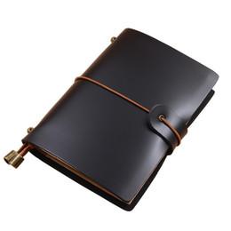 $enCountryForm.capitalKeyWord UK - Passport Size Leather Refillable Journal Notebook Planner Diary Business Notepad Handmade Travelers Notebook