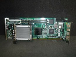rev motherboard Canada - For Original Motherboard PCA-6186E2 Rev. B1 Dual NIC PCA-6186E2 Motherboard