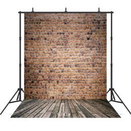 $enCountryForm.capitalKeyWord NZ - red brick wall floor Vinyl photography background for portrait children baby shower new born backdrop photocall photo studio