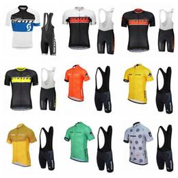 $enCountryForm.capitalKeyWord Canada - 2019 SCOTT STRAVA team Cycling Jerseys Sets Cool Bike Suit Bike Jersey Anti Bacteria Cycling Short Shirt Bib Shorts Cycling Clothing52270