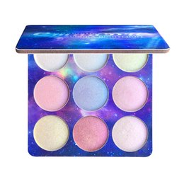 $enCountryForm.capitalKeyWord NZ - 9 Colors Shimmer Make Up Eye Shadow Palette Highlighter Face Chameleon Eyeshadow Pressed Pigment Cosmetic Face Beauty Makeup