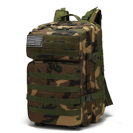 tactical bag ipad UK - Camouflage tactical Backpack Computer Backpack SchoolBags Waterproof Laptop Backpack Large Capacity Rucksack for Boys tactical Bags hot