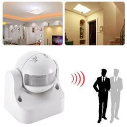 $enCountryForm.capitalKeyWord Canada - 180 Degree Outdoor IP44 Security PIR Infrared Motion Sensor Switch Home Garden Outdoor Light Lamp Switch 110V~ 220V