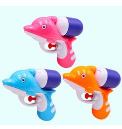 inflatable animals for pool 2019 - Summer shark water guns for baby mini BB guns kids beach toys Summer Creative Water Guns Children Outdoor Interesting Be