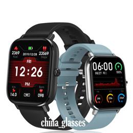 Toptan satış Akıllı İzle Akıllı İzle Erkekler Bluetooth Çağrı EKG 1.54 inç Smartwatch Kadınlar Tansiyon Spor android ios uzaktan fotoğraf çekin