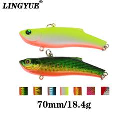 $enCountryForm.capitalKeyWord Australia - LINGYUE 1pcs Fishing Lures 7cm 18.4g VIB bait Artificial Make 7 Colors Available Bass Crankbait Wobblers Fishing Tackle Pesca.