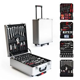 LISM 217 uds palanca de hardware herramienta toolCommercial herramientas de la mano del hardware Juego de llaves Destornillador Cuchillo martillo en venta