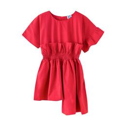 China New Summer Girls Dress Princess Dress Kids Girls Baech Children Clothes Teenager Prom Designs For School supplier dresses design for kids girl suppliers