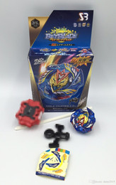 $enCountryForm.capitalKeyWord Australia - B127 4D Beyblade Burst Toy New Arena Metal Fusion Spinning Top fighting gyro Toy With Launcher Box Gift for Children Birthday