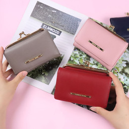 Discount big money bag - 2019 Women Clutch Wallet MultiFunction Change Purses Big Capacity Women Wallets Cute Card Holder Money Bag PU Leather