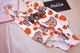 2bf5523e5a HOT Summer One-piece swimming suit Girls Swimwear Style Bikini For Child  girls Swimsuit Kids Bathing Suits Beachwear clothes
