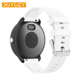 Discount garmin smart band - Joyozy Replacement Bracelet Strap Band for Garmin Vivoactive 3 Watch Sport Band Smart Watch Strap Silicone