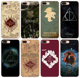 iphone case harry potter Canada - [TongTrade] Dizzy Harry Potter Magic Case For iPhone 11 Pro Max 8 7 6s 5s Plus X XS XR Samsung A8 A9 Pro Huawei Nova 5i Pro Drop Proof Case