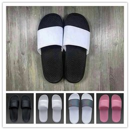 sandal for women leather fashion 2019 - 2019 New Arrival PU M Flip-Flops for good quality fashion slippers mens women summer beach slipper black pink casual san
