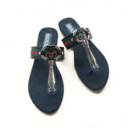 $enCountryForm.capitalKeyWord Australia - 2019 women designer shoes Summer Bare leather sandals soft navy leather 65mm elegant slender straps surprisingly comfortable