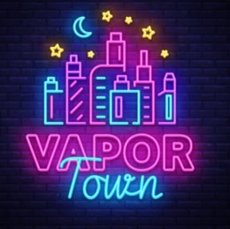 $enCountryForm.capitalKeyWord UK - Customized High quality Shop open sign vapor sign colorful vape flex neon sign for business vape shop On Off with Chain
