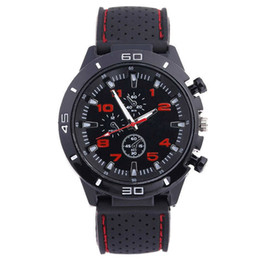 Discount old style cars - 9-18 years Old Children's Watch Sports Car Style Man Watches Silicone Wristwatch Child Student Clock Kids Boy WA