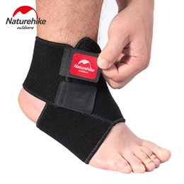 $enCountryForm.capitalKeyWord Australia - Brand Adjustable Ankle Support Pad Protection Elastic Brace Guard Support Ball running Protective pressure to protect ankle