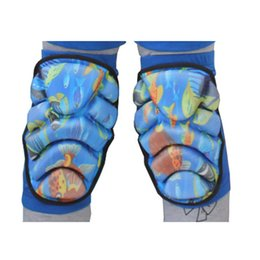 $enCountryForm.capitalKeyWord Australia - 1Pair Soft Professional Fashion Roller Skating Safety Support Kids Adult Sports Protective Gear Easy Fit Skiing Knee Pad Guards