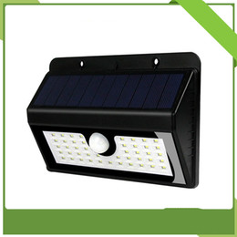 Wholesale Factory Direct Solar Outdoor human induction light LED garden lamp solar wall Lamp corridor Lamp